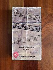 Vintage 1990 Powell Peralta Bones Brigade Video 7 Vhs Original