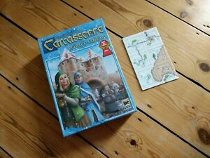 Carcassonne Winter Edition & Mini Crop Circle Expansion