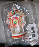 Ticktock Workshop - Movement & sound - Hallmark Keepsake Christmas Ornament 2004