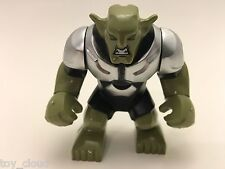 New Custom Green Goblin Large Minifigure Sealed Great Party Favor Marvel Minifig