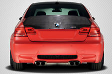 05-13 BMW E92 335 330 328 325 M3 Coupe 2D Carbon Fiber Trunk Spoiler CS Type