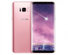 NEW Samsung Galaxy S8+Plus 64GB SM-G955U Pink Unlocked GSM T-MOBILE AT&T VERIZON