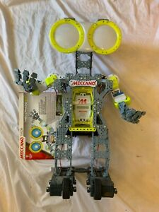 Meccano G15 Meccanoid Personal Robot Pre-built  2 Feet Tall #91763 W/Instruction