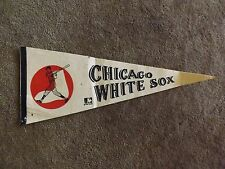 1969 Chicago White Sox Full Size Vintage Pennant MLB Baseball