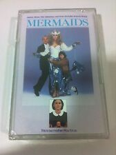 CHER MERMAIDS OST BSO - CINTA TAPE CASSETTE - EPIC 4678744 - NUEVA NEW SEALED