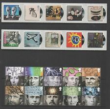 GB 2010 Complete Standard commemoratives unmounted mint 12 sets stamps