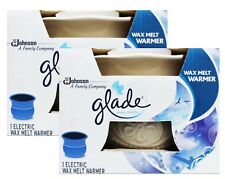 2 X Glade Electric Wax Melt Warner -