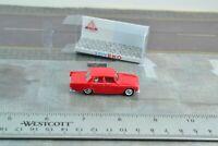 Eko 2071 Old Timer Ford Zephyr Red 1:87 HO Scale