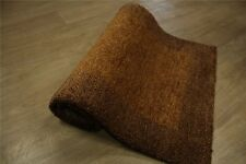 Carpet Rug Gabbeh Brücke Hand knotted 70x140 cm 100% Wool brown