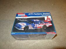 Monogram #75 Factory Stores Ford Thunderbird Todd Bodine 1/24 Kit MISB Sealed