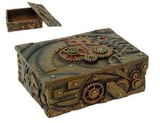 Steampunk Box ~ Altar Wicca Pagan