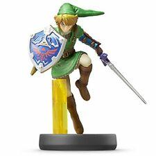 amiibo Link Super Smash Bros. for Nintendo Wii U 3DS Game Figure Toy Japan