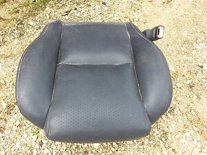 98 Ford Contour SVT blue leather right front seat bottom