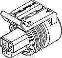 Automotive Connectors CON MP 150 3W FEM ASY (5 pieces)