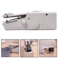 Portable Sewing Machine Mini Cordless Handheld Fabric Stitch Electric Tool sale