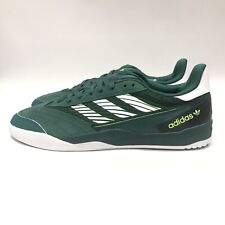 Adidas Skateboarding Copa Nationale Collegiate Green White EG2451 Men's Size 11