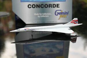 Gemini Jets 1:400 British Airways BAC Concorde GJBAW025 G-BOAC