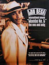 LOU BEGA, MAMBO NO 5 POSTER  (V5)
