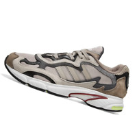 ADIDAS MENS Shoes Temper Run - Light Brown & Core Black - G27920