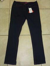 So Fabulous Womens Curve Skinny Jeans Size 14 Regular BNWT Dark Blue Uk Freepost