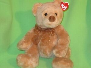 "TY Classic Plush Collectible Granola The Bear Stuffed Animal 13"" Toy Tag 2003"