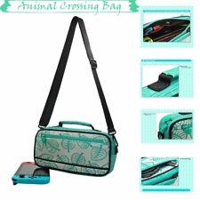 Portable Storage Bag Shoulder Handbag Case For Switch Animal Crossing Joy-con