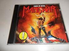CD  Manowar - Kings Of Metal