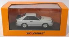 Voitures, camions et fourgons miniatures blancs Audi pour Audi