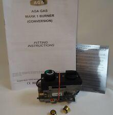 AGA forni a gas MK1 & Mk2 precoce conversione bruciatori con MAXITROL VALVOLA GAS A5435