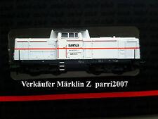 Marklin Märklin Z  88692 SERSA SBB AG  Diesel Hidraulic in OVP serie LIMITED rar