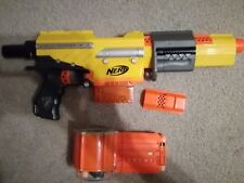 NERF GUN ALPHA TROOPER CS-18 TOY GOOD USED CONDITION BOXED