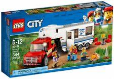 Lego City Moc Caravane Création Forain Camping sans la Figurine