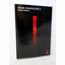 Adobe Creative Suite CS4 Design Premium-MAC-Photoshop,Indesign