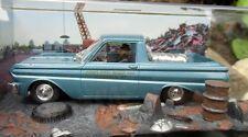 007 JAMES BOND Ford Falcon Ranchero 1:43 BOXED CAR MODEL Goldfinger - Oddjob