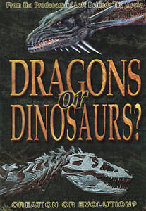 Dragons or Dinosaurs: Creation or Evolution (DVD, 2010)
