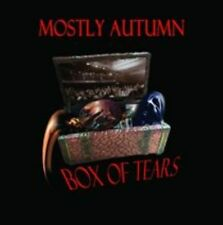 MOSTLY AUTUMN - BOX OF TEARS NEW CD