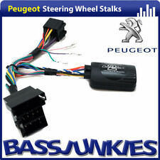 Unbranded Vehicle Steering Wheel Interfaces for Peugeot 2008