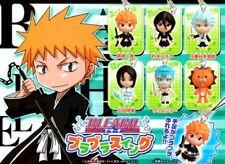 BANDAI BLEACH mannga mini Figures All 6set Gashapon mascot toys Complete set