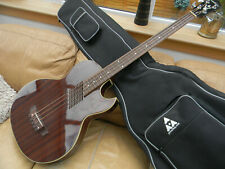 Washburn AB-10 Electro Acoustic Bass Guitar with Bag