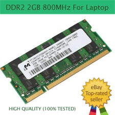 For 2GB 4GB 8GB 16GB Micron PC2-6400 DDR2 SO-DIMM Laptop Memory RAM JYDB 01 LOT