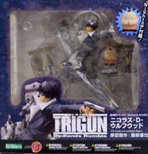 Kotobukiya Trigun Badlands Rumble Nicholas D. Wolfwood ArtFX J Statue