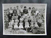 Elbersreuth Mädchen Knaben  Schulmädchen altes  Klassenfoto