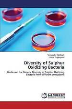Diversity of Sulphur Oxidizing Bacteria: Studies on the Genetic Diversity of Sul