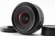 TopMint  Voigtlander Color Skopar SLII 20mm F3.5 ASPHERICAL for Nikon from Japan