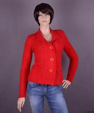 Angora Blazer Farben: rot und Größe: S oder M (nach Wahl)