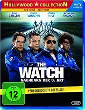 THE WATCH, Nachbarn der 3. Art (Ben Stiller, Vince Vaughn) Blu-ray Disc NEU+OVP