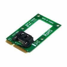 StarTech MSAT2SAT3  mSATA to SATA HDD/SSD Adapter - Mini SATA to SATConverter