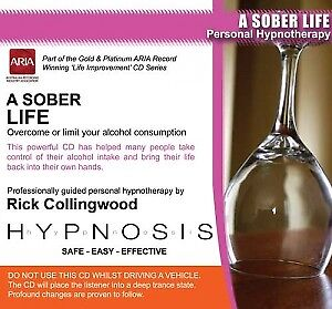 Hypnosis, Vol. 18: A Sober Life by Rick Collingwood (CD, Dec-1969, Resonanz)