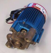 """No Name Pw-2523Bkw18 200-220-380-480 380W (1/2 Hp) 1/2"""" X 3/8"""" Npt Brass Pump"""