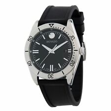 Movado 0607434 Men's Movado Sport Black Quartz Watch